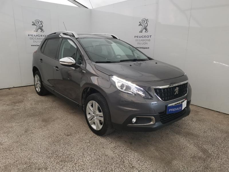 PEUGEOT 2008 | 1.6 BlueHDi 100ch Style occasion - Peugeot Cavaillon