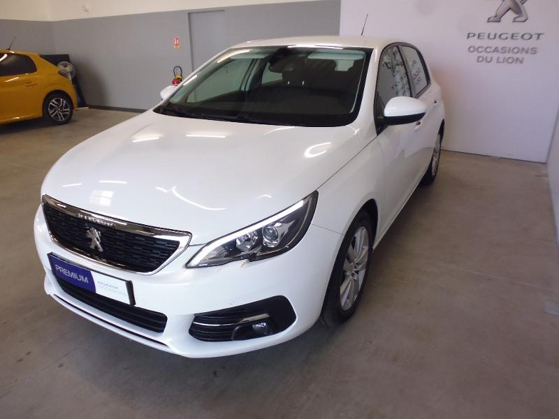 PEUGEOT 1.6 BlueHDi 120ch S&S Active Business EAT6 Active Business