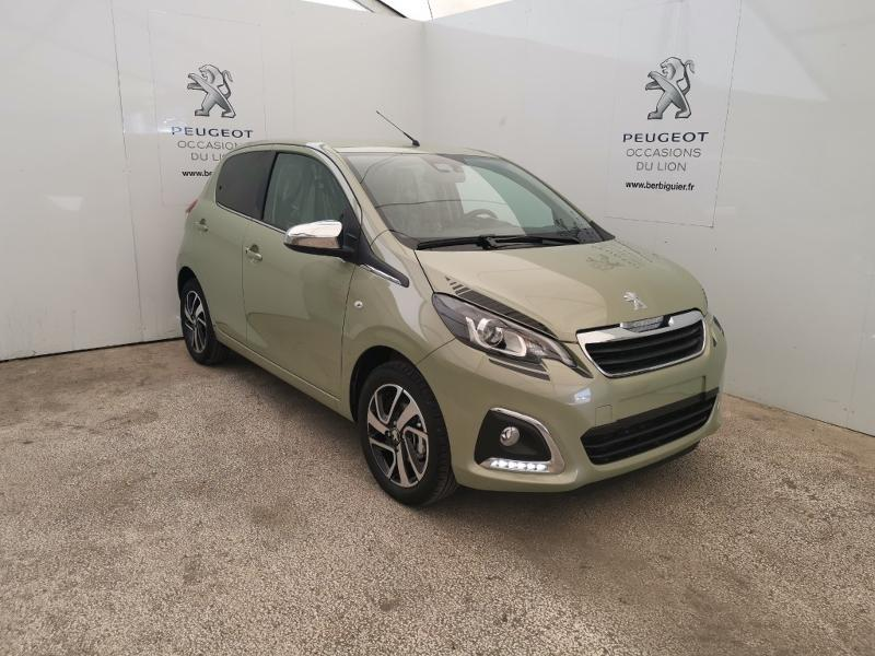 PEUGEOT 108 | VTi 72 Collection S&S 4cv 5p occasion - Peugeot Cavaillon