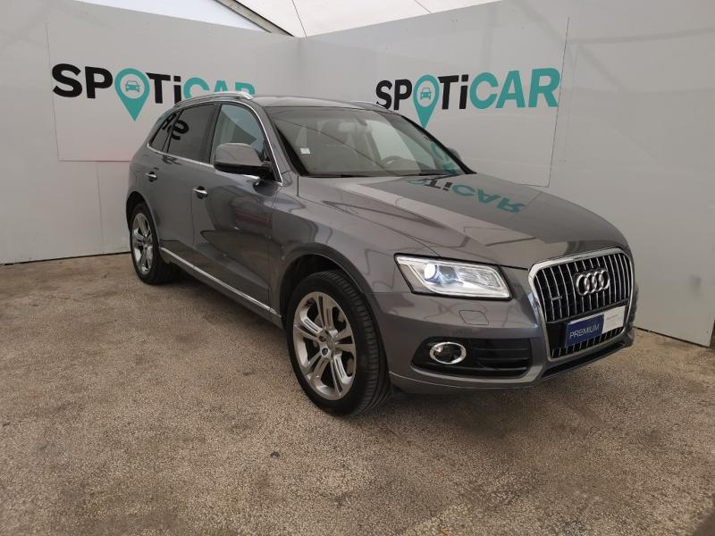 Q5 | 3.0 V6 TDI 258ch clean diesel Ambition Luxe quattro S tronic 7